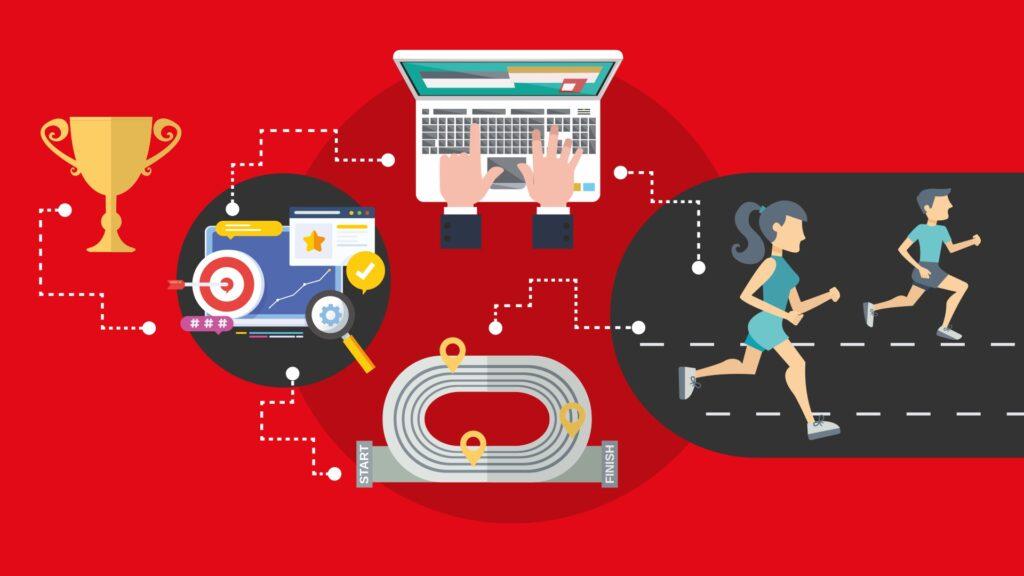 Pozycjonowanie sklepu internetowego to maraton, a nie sprint