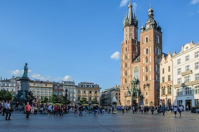 Kraków - miasto królów polskich, bogatej historii, pięknej architektury i tętniącego biznesu.